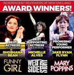 Michelle wins IRNE Award