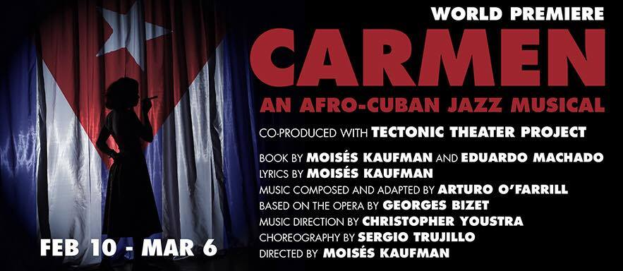 "Michelle joins ""Carmen"""